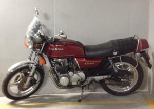 Wynajmę Motor Klasyk z 79r. Honda CB 650 na plan filmowy, zdjęciowu, do reklamy