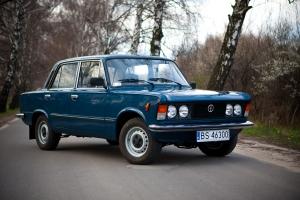Fiat 125p na różne okazje ślub reklama film itp
