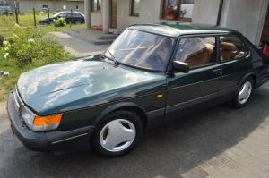 Saab 900 Turbo, Krokodyl, klasyk wynajmę.