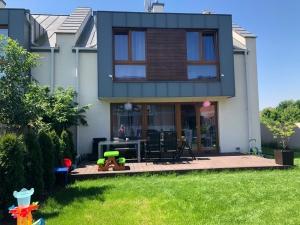 Dom 135m z ogrodem 200m, Warszawa, Wawer blisko ATM