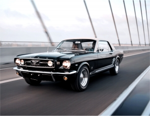 Mustang do Filmu!