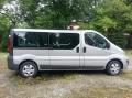 Wynajem Busa 9-osobowy Opel Vivaro Long - wakacje, szkolenia, wesela, imprezy