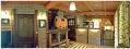 Dom wolnostojący z bala w stylu rustykalnym na cele produkcji reklam/filmów/seriali
