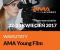 Warsztaty filmowe dla młodzieży AMA Young