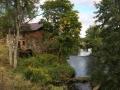 Malownicze Mazurskie zacisze na potrzeby sesji zdjęciowych, reklam, filmów