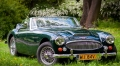 Klasyczny brytyjski kabriolet  AUSTIN HEALEY 3000