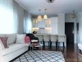 Piękny apartament zaprojektowany przez architekta parter z ogródkiem 140m2 piękne osiedle z jeziorem i zielenią Warszawa Mokotów