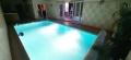 Dom z salonem 70 m 2 i basenem wewnętrznym koło Konstancina
